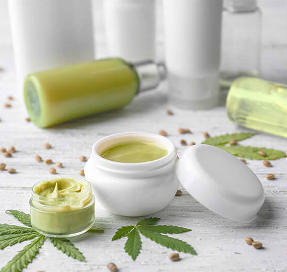 Private Label CBD Creams and Lotions