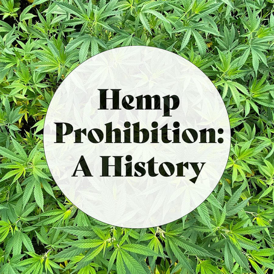 History of Hemp Prohibition